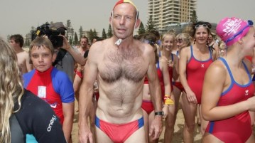 Tony Abbott hero